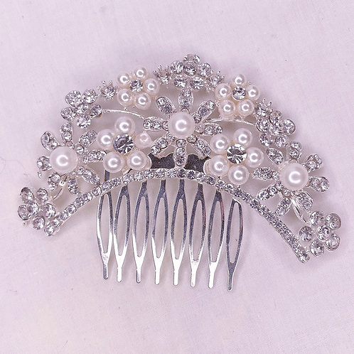 Loved forever, hair comb