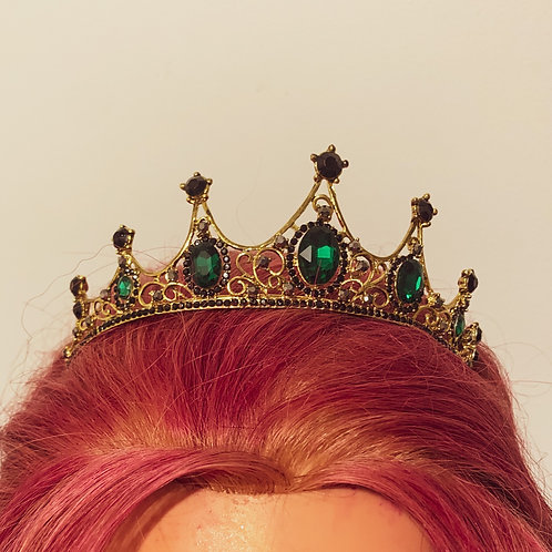 "Green with love ""Crown"""