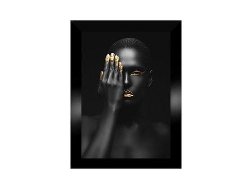 Framed Picture Black Women