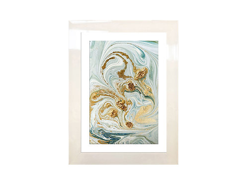 Framed Picture Abstract