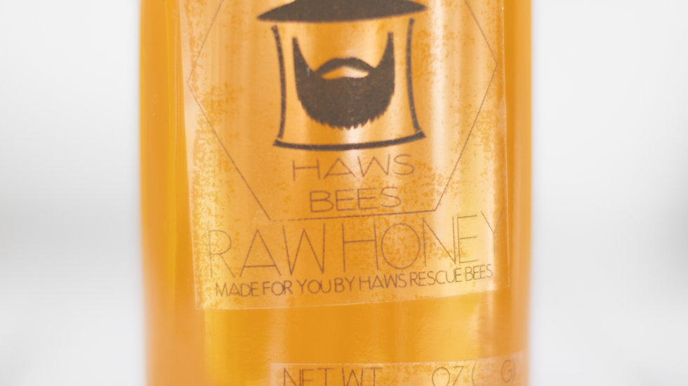 The Prime Blend 100% Raw Honey