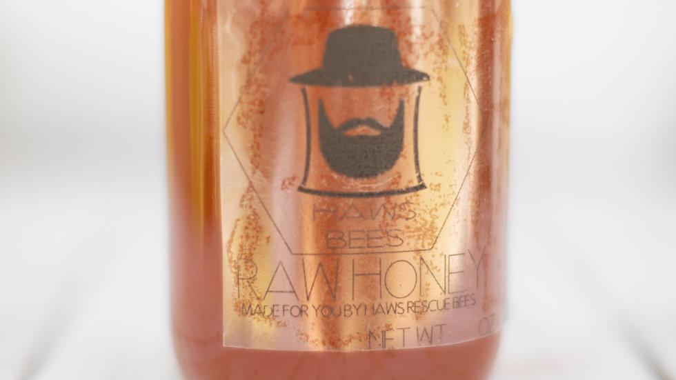 Almond 100% Raw Honey