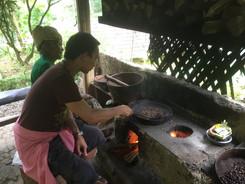 Bali open fire roast 2017