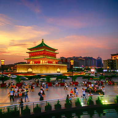 CHINA (XI'AN)