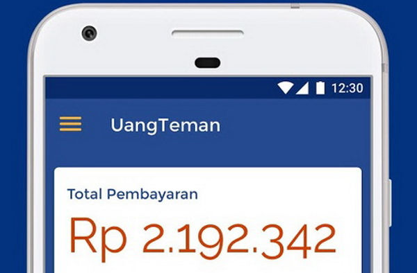 Tinuku Online lending UangTeman approve