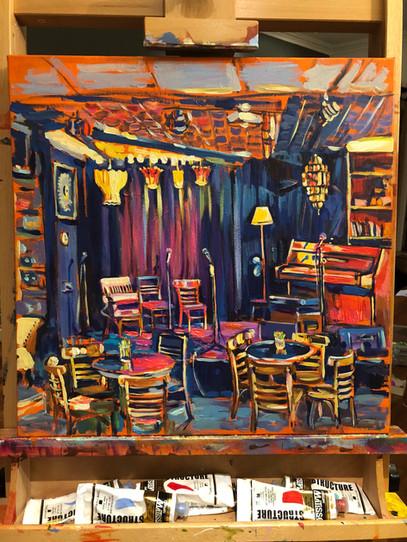 Canberra's cafe