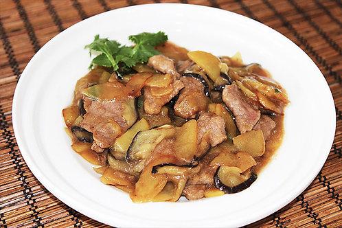 Чи Сан Чи со свининой - классика китайской кухни