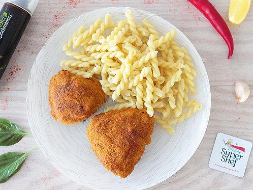 Курица в соусе Пири-Пири по рецепту Дж. Оливера
