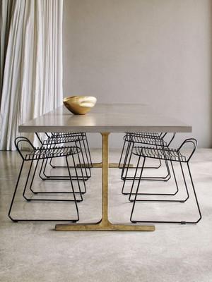 Concrete table inspiration