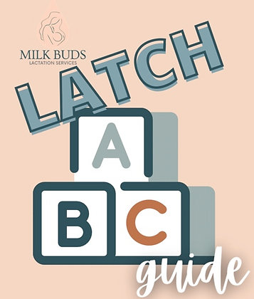 The Milk Buds Latch ABCs Guide