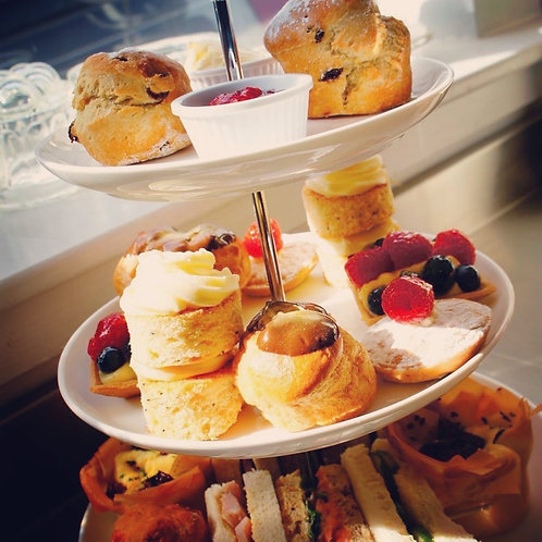 Afternoon Tea for 1 (for Saturday 6th March