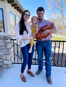 Kelsey & Family