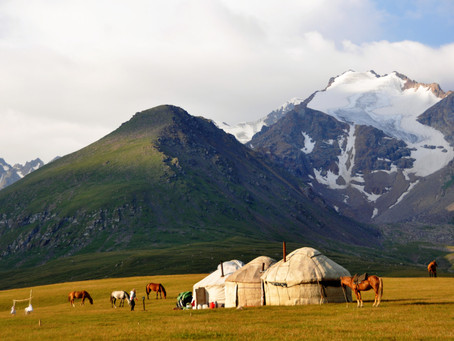 Kyrgyzstan is a place where most people would like to visit.