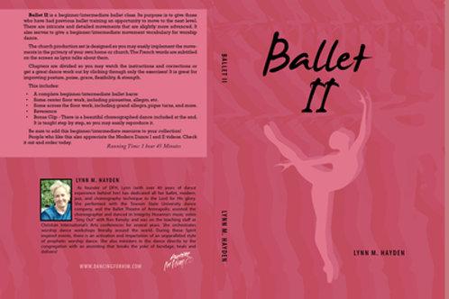 Ballet II DVD