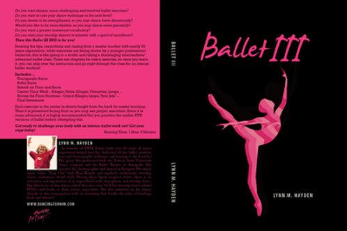 Ballet III DVD