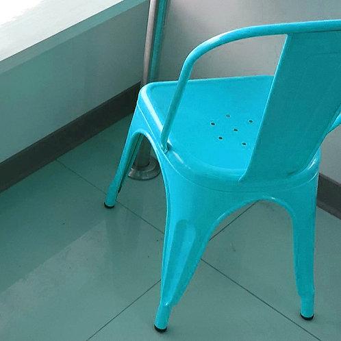 金屬休閒椅