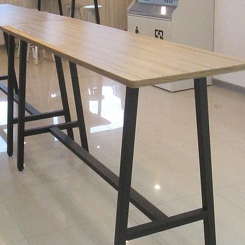高腳方桌180