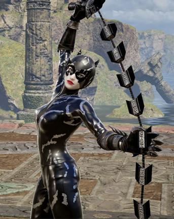 Catwoman from Batman Returns