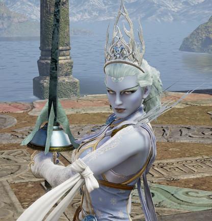 Ice Queen Isolde