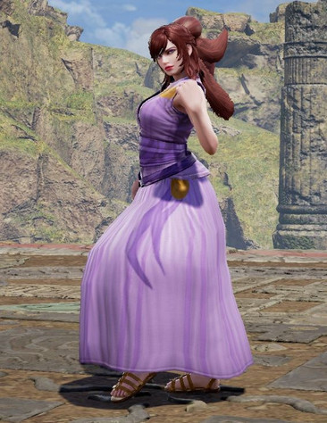 Megara from Hercules