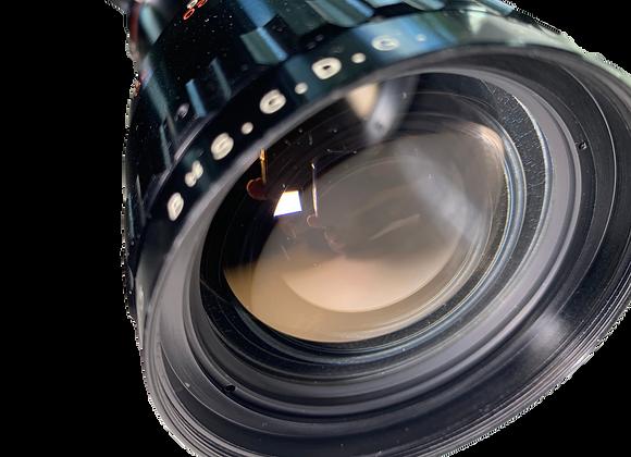 BERTHIOT 17-85mm lens with dogleg viewfinder