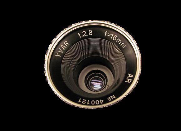 YVAR 16mm f/2.8