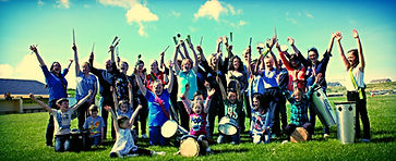 Family Fun day, Samba band for everyone, SambaStef drumming workshops