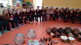 Primary School Music Workshops SambaStef drumming workshop for kids primary schools african drumming for kids tiny hands on drum