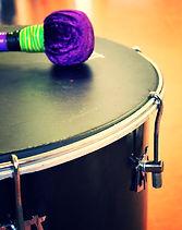 SambaStef Surdo drumming workshop for all samba band brazilian carnival drumming in ireland