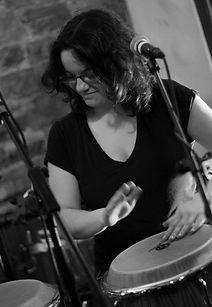 SambaStef Conga Percusion Swagman Session Sligo Town
