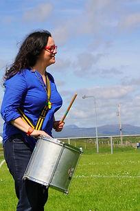 SambaStef Drumming workshops for schools, family fun day, samba, repinique, samba in ireland