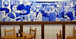 Mural 'O Camiño' de Branda