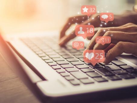 Pick the right social media