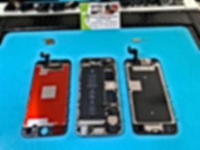 iPhone 6s display Reparatur freiburg ara