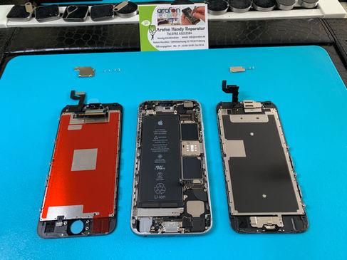 iPhone 6s display Reparatur freiburg-31.03.2020