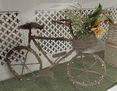 Wicker and wire bicycle.jpg