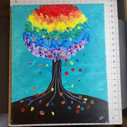 Confetti Tree 2