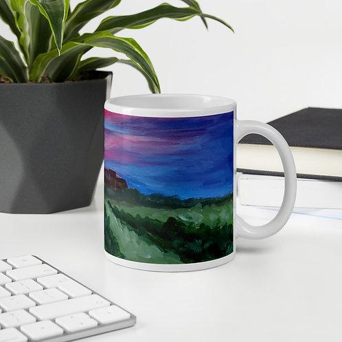 """Table Rock Sunset"" Mug"