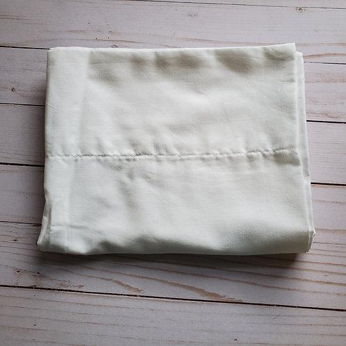 Plain White Pillowcase