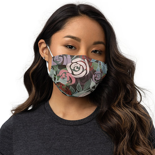 """""""Blooming"""" Face mask"""