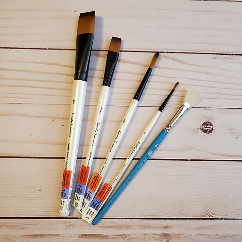 Brush Set (5)
