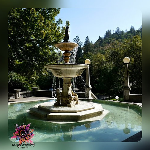 8/23 Wonderland Art Meetup: Lithia Park