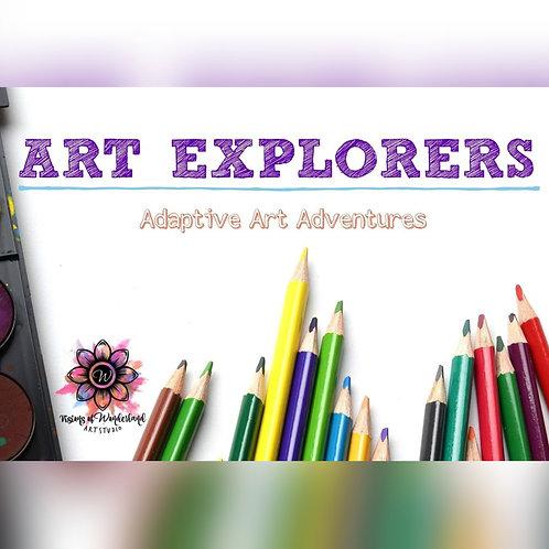 Art Explorers REGISTRATION FEE