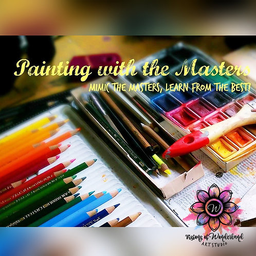 Paint With The Masters