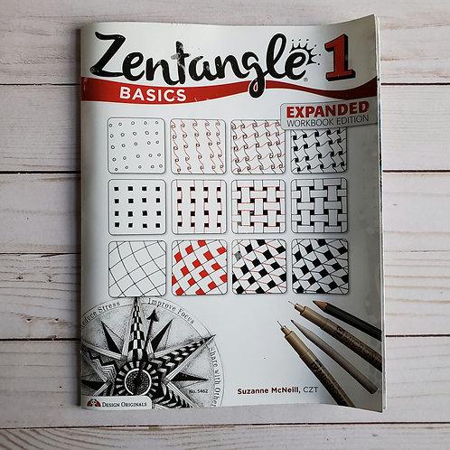 Zentangle Basics 1 workbook