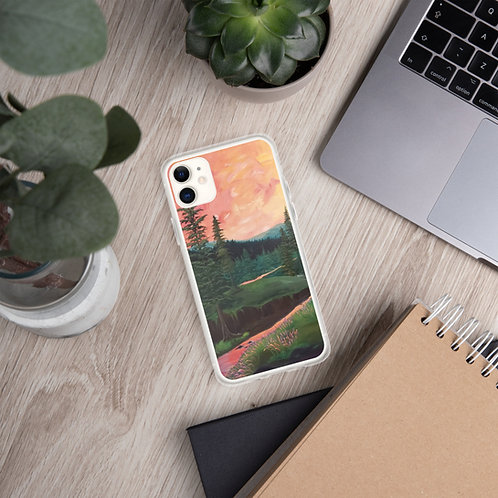 """""""River Free"""" iPhone Case"""