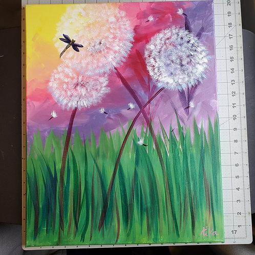 Dandelion Breeze 2