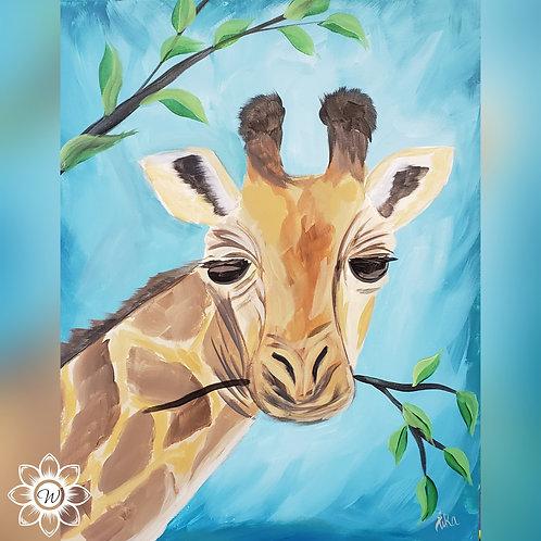 8/31 Giraffe