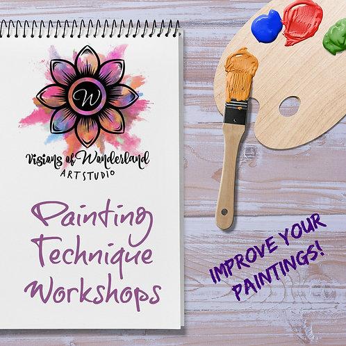 Painting Technique Workshops