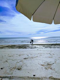 on the beach1